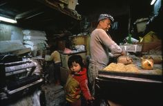 Hui Tuy Choy opened his noodle factory in 1965, totally free to ignore health, fire, and labor codes.