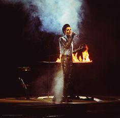 Bill Kaulitz 2010 - Welcome To Humanoid City Tour