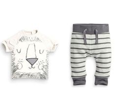 Monsters & Lions Baby Boy Clothes