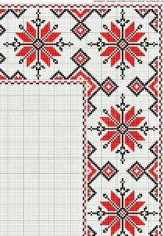 Cross Stitch Borders, Cross Stitch Art, Cross Stitch Flowers, Cross Stitch Designs, Cross Stitch Patterns, Blackwork Embroidery, Cross Stitch Embroidery, Embroidery Patterns, Hand Embroidery