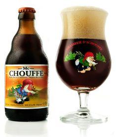 Brasserie d'Achouffe - Mc Chouffe strong ale 8,0% pullo /75cl pullo / hana