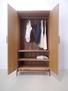 Stilt Wardrobe | Barnby & Day