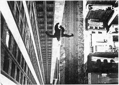 Here's an unused shot of Kong falling to his death off the Empire State Building.