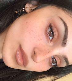 Edgy Makeup, Makeup Goals, Skin Makeup, Makeup Inspo, Makeup Inspiration, Eye Makeup Art, Makeup Ideas, Soft Eye Makeup, Casual Makeup