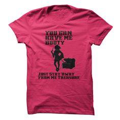 Dont Touch Me Treasure - Design T Shirt, Hoodie, Sweatshirt
