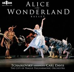 Barnes & Noble® has the best selection of Classical Chamber Music CDs. Buy Prague Symphony Orchestra's album titled Alice in Wonderland Ballet to enjoy in Ballet Music, Ballet Dancers, Ballerinas, Alice In Wonderland Ballet, Famous Ballets, Ballet Performances, English Girls, Female Dancers, Princess Alice