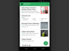 Android Quick Note Composer