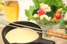 サラダブーケdeチーズフォンデュ by 食楽研究家ヒノマルコ