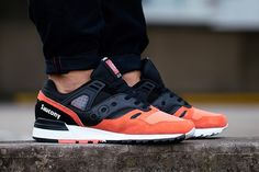 SAUCONY GRID SD DERBY PACK (CORAL)
