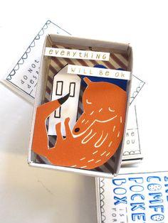 instant comfort pocket box - matchbox sized comfort