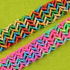 Colorful ZigZag Wave Bracelet