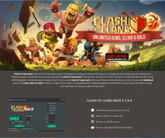 New Updated Clash of Clans hack tool download now! Download now from here : http://clashofclanshack.freehackstools.com/ Only for people who realy wants to get free Clash of Clans gems with a Clash of Clans hack.