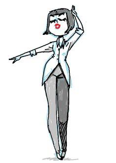 A pseudo Uma Thurman for dusktilldrawn's Pulp Fiction theme!   Facebook | Twitch Creative | Etsy | Pintrest | Portfolio | FAQ