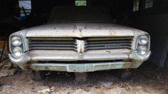 Hasn't Left The Barn: 1964 Pontiac Catalina - http://barnfinds.com/hasnt-left-the-barn-1964-pontiac-catalina/