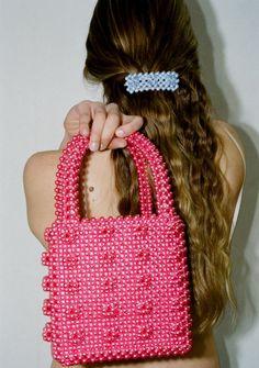 f275b874ef 14 fantastiche immagini su Borse di perline | Beaded bags, Beaded ...