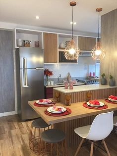 [New] The Best Home Decor (with Pictures) These are the 10 best home decor today. According to home decor experts, the 10 all-time best home decor. Home Decor Kitchen, Living Room Kitchen, Interior Design Living Room, New Kitchen, Country Kitchen, Dining Rooms, Design Interior, Small Apartment Design, Home Decor Pictures