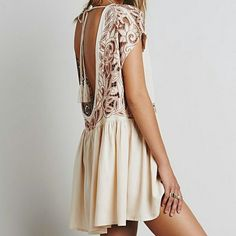 Free people ayu tunic dress New with tags . Size medium.  Oversized. Free People Dresses
