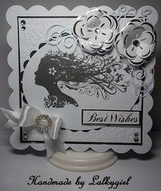 "1/17/2013; Tracey at 'My Creative Place' blog; indigoblu stamp:  ""Juliet"""
