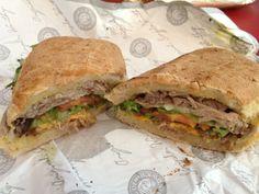 Roast Beef Sandwich from Earl of Sandwich in Anaheim, CA