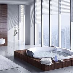 Pin for Later: Bathtubs and Showers So Over the Top That You Can Only Dream of Soaking in Them