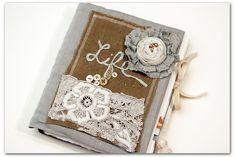 art journal, life (sold)