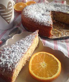 Orangecake! New recipe on my page fb 😘