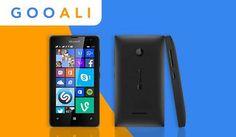 ¡NUEVO sorteo!. Regalamos otro fabuloso smartphone de 4 pulgadas. Concretamente el modelo Lumia 435 de Microsoft, en color negro.  Cómo Participar Puedes hacer