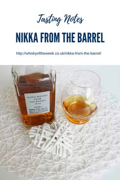 Review and Tasting notes forNikka from the Barrel Whisky Nikka Whisky, Japanese Singles, Whisky Tasting, Scotch, Cigar, Whiskey, Barrel, Alcoholic Drinks, Notes