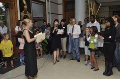 Golden Ticket Exhibition Opening