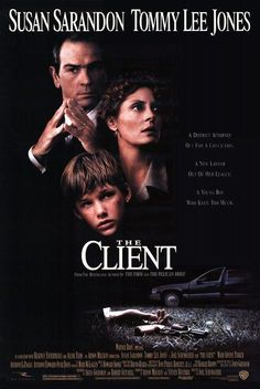 'The Client' (1994) by Joel Schumacher. A week spent travelling in the North for work. Hotel rooms and plenty of Film4. This movie sprouted so I gave it a whirl. A young boy witnesses a suicide and seeks a lawyers help after politicians and lawmen hunt him for his knowledge. At times this movie is heartwarming and the characters are somewhat rich, but the latter half descends into a forgettable bore.