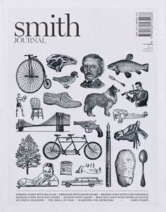 Smith Journal magazine, Summer 2013, issue 7