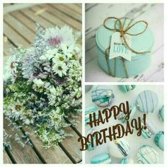 Mensagem de aniversário -