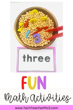 8 fun math activities for kindergarten that include math games and hands-on activities for early years students. Easy to follow and perfect for math lessons or math centres, these activities will keep your students engaged and on tasks with their number work. Fun Math Activities, Kindergarten Math Activities, Preschool Kindergarten, Hands On Activities, Toddler Preschool, Primary School Curriculum, Free Teaching Resources, Number Games, Teacher Blogs