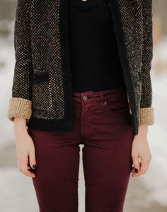 Fall for Burgundy | Her Campus