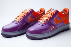 "Air Force 1 Bespoke ""Steve Nash"" by Layupshot"