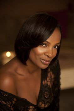 Vanessa Bell Calloway, 56 (Momma/Annette) Wallace Family Affairs #WallaceFamilyAffairs