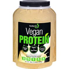 Buy Bodylogix Protein Powder Natural Whey Vanilla Bean 1 85 Lb products at discounted price Natural Protein Powder, Natural Whey Protein, Whey Protein Powder, Vegan Protein Sources, Weight Gain Meals, Weight Loss, Protein Powder Recipes, Protein Power, Chocolate Protein Powder