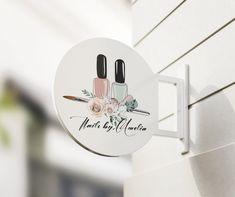 Home Nail Salon, Nail Salon Design, Nail Salon Decor, Salon Interior Design, Beauty Room Decor, Beauty Salon Decor, Privates Nagelstudio, Nail Prices, Artist Branding
