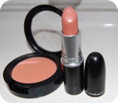 Mac 'Shy Girl' And 'Peaches'