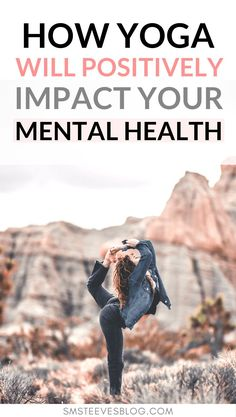 3 Ways Yoga Can Improve Mental Health And Bring Happiness Yoga For Mental Health, Improve Mental Health, Mental Health Awareness, Health Yoga, Brain Health, Yoga Benefits, Health Benefits, Health Tips, Women's Health