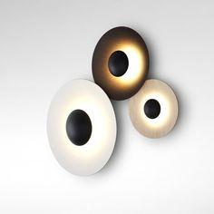 Ginger wall lamp designed by Joan Gaspar for Marset