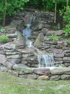 Pondless Waterfall 7  I love this!!!!  http://www.premierpond.com/pondless-waterfall.html