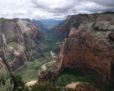 Observation Point - Zion National Park, UT