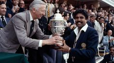 First World Cup, World Cup Final, Icc Cricket, Cricket News, Cricket Sport, Cricket World Cup Winners, History Of Cricket, Kapil Dev, World Cup Trophy