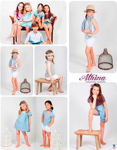 Athina moda infantil