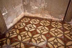 Preciosos suelos hidráulicos antiguos. Design, Flooring