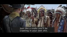 Reel Injun (2011): A documentary about native representation throughout film history.