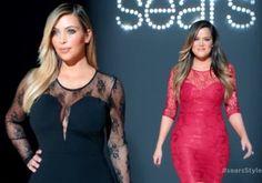 Kim and Khloe Kardashian Kollection for sears commercial