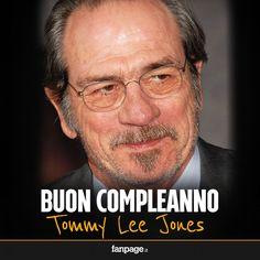 Tommy #LeeJones 15set1946 69 anni