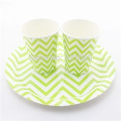 Find More Event & Party Supplies Information about 720 PCS Green Chevron Round Polka Dot Paper Plates Paper Cups ,High Quality Event & Party Supplies from Fairy Tales on Aliexpress.com